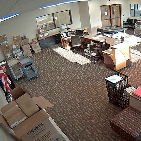 видеонаблюдение для офиса