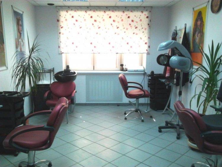 видеонаблюдение в парикмахерской