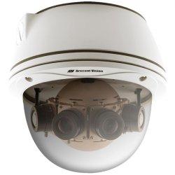 Панорамная IP видеокамера