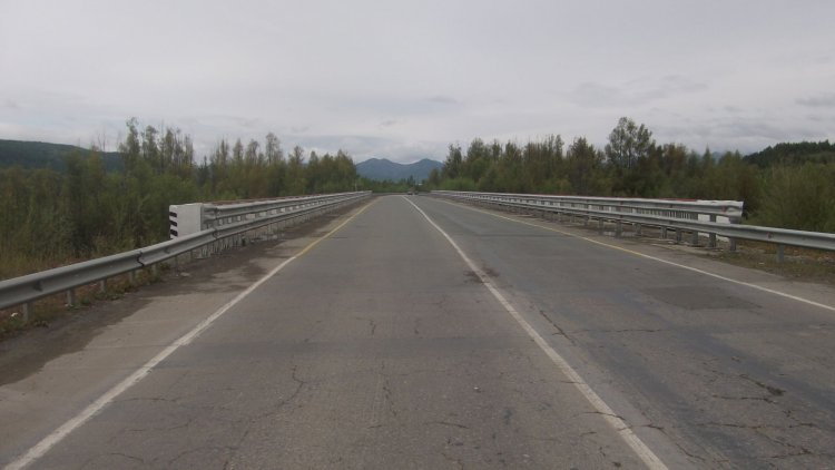 Дорога Краснодарского края