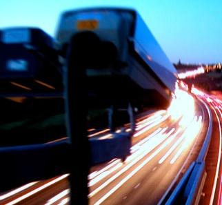 Видеонаблюдение на дорогах