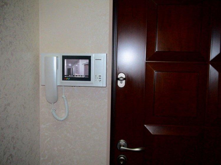 Видеодомофоны в Новосибирске