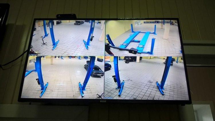 Видеонаблюдение в HD качестве
