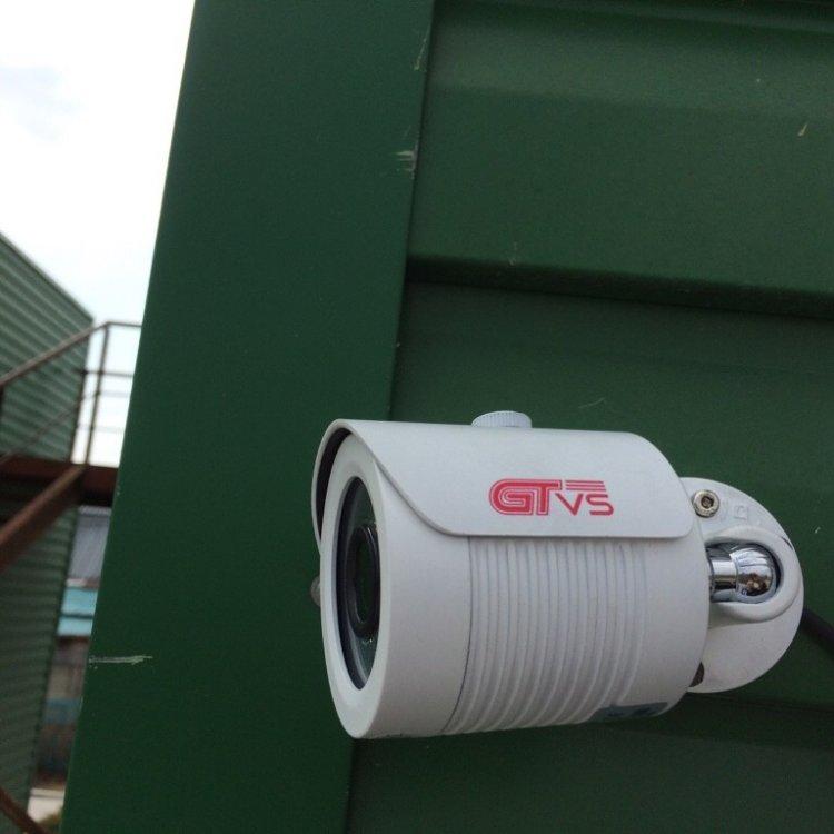 Камера видеонаблюдения GT-W1280LIR